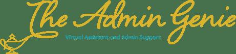 The Admin Genie Logo